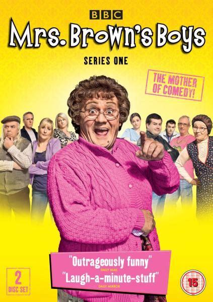 browns boys series  dvd zavvi