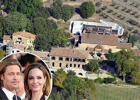 hollywood celebrity houses angelina jolie and brad pitt s 10 celebrity homes that are too beautiful to be true
