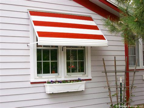 general awning 3100 series window awning