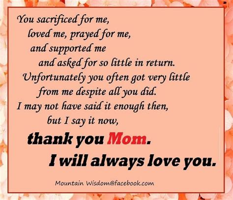 mom    love  quotes  memory  loved  pinterest mothers