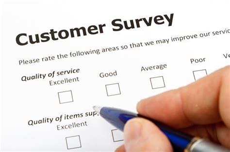 Create A Questionnaire - create a customer survey that gives you the answers you really need