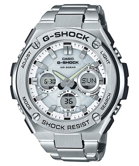casio g shock gst s110d 2adr นาฬ กา คาส โอ casio g shock g steel series ร น gst s110d