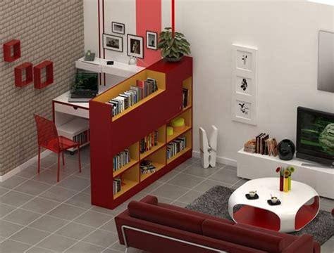 bureau dans un salon d 233 co coin bureau dans salon
