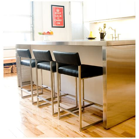 Gus Modern Graph Stool by Gus Modern Graph Counter Stool In Coal Eurway