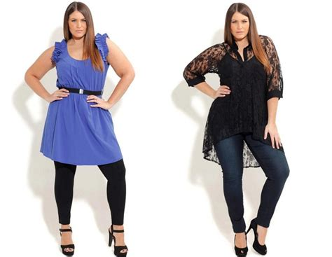 clothing style for plus sized trends for
