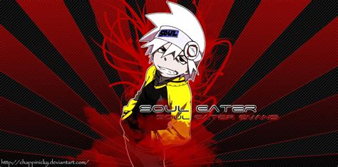 what channel is eater on soul eater by chappinicky on deviantart