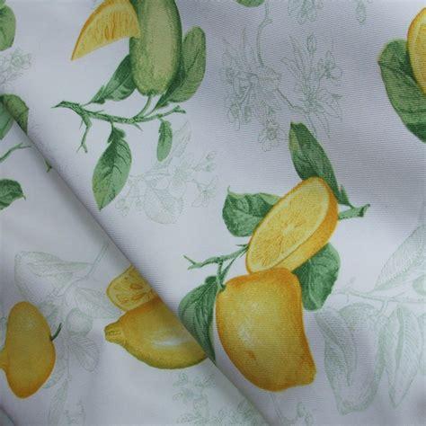 Le Mit Vielen Schirmen by Leconnaisseur Net Zitronen Limetten Tischdecke