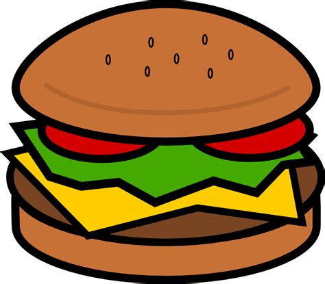 hamburger clipart burger clip cliparts co