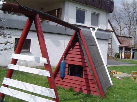 spielhaus bauen anleitung spielhaus mit sandkasten aldi anleitung im bde