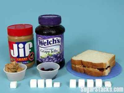 how many grams of sugar in a bud light peanut butter and jelly taste bud rejuvenation