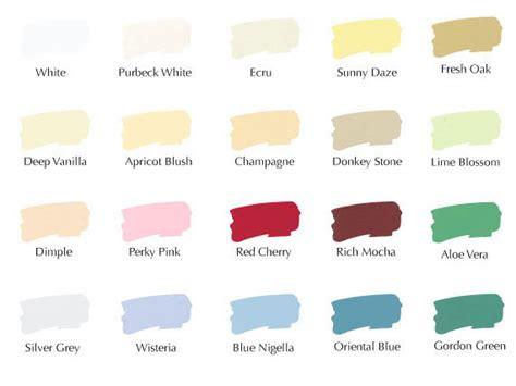 paint colours stoneware studios