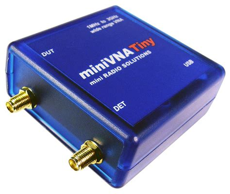 tiny l minivna network analyser wifi umts 3g gsm antennas