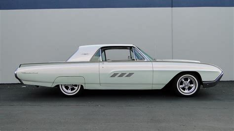 Classic American House by 1963 Ford Thunderbird Custom Coupe 133498