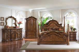 four poster bedroom sets pulaski san mateo 4