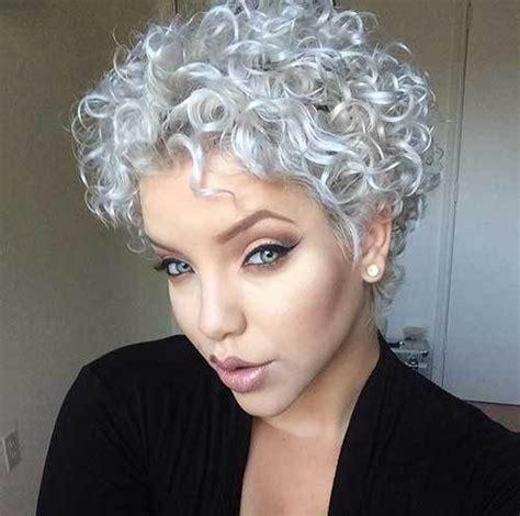 hairstyles grey hair funky 1000 ideas about short gray hairstyles on pinterest