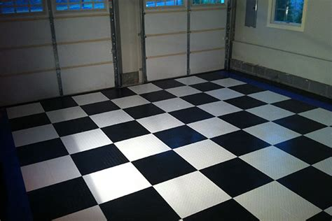 Race Deck Flooring by Racedeck Garage Flooring Free Shipping From Autoanything