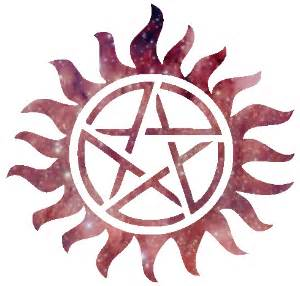 supernatural tattoo png transparent space anti possession tattoos for your blog