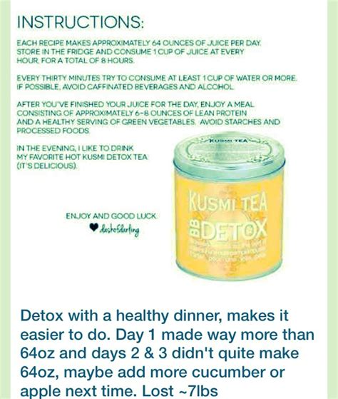 72 Hour Detox by 3 Day Juice Cleanses 72 Hour Detox Loses 7lbs Musely