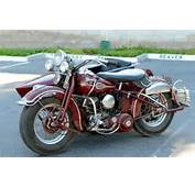 Davidson Flathead With Side Car Barn Find US $2000000 Image 1
