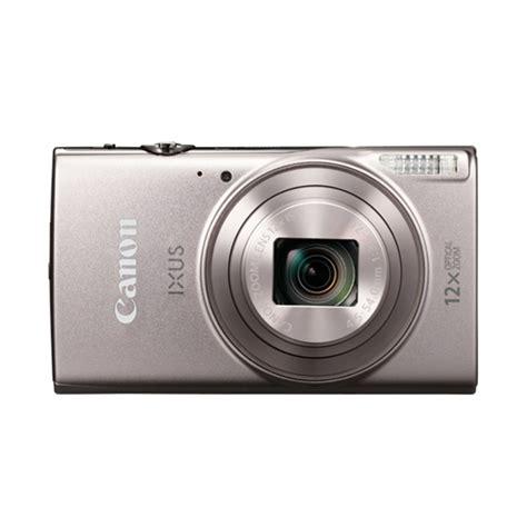 Kamera Canon Ixus jual canon ixus 285 hs kamera pocket silver 20 2 mp
