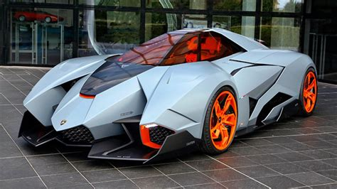 New Lamborghini Egoista Lamborghini Egoista Now On Display Top Gear