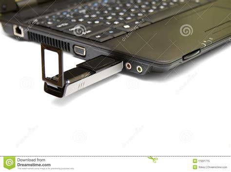 Modem Notebook notebook 3g modem royalty free stock photo image 11831715