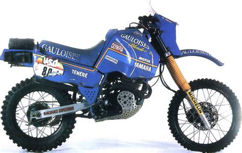 Cross Motorrad Xt 600 by 1985 Yamaha Xt 600 Tenere Moto Zombdrive