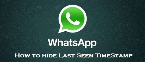 whatsapp hide last seen apk whatsapp hide turn last seen crescenttech