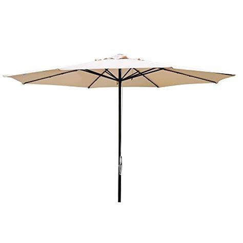 Yescom 13ft Patio Umbrella W 48 Leds Outdoor Market Beach A Yescom 9 Ft Outdoor Patio Market Umbrella W Aluminum