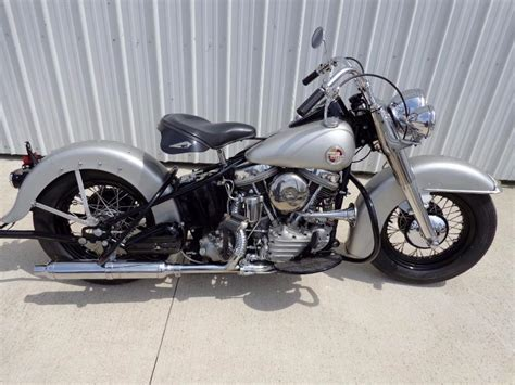 1957 Harley Davidson Panhead by 57 Panhead Motorcycles For Sale