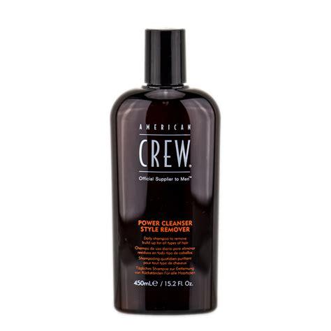 Thyme Hair Styler Reviews by American Crew Power Cleanser Shoo 250ml