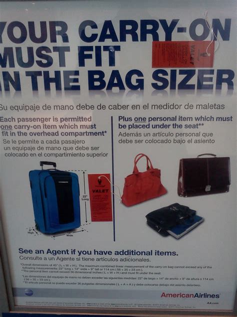 american airlines checked baggage american airlines american eagle carry on bag must fit in