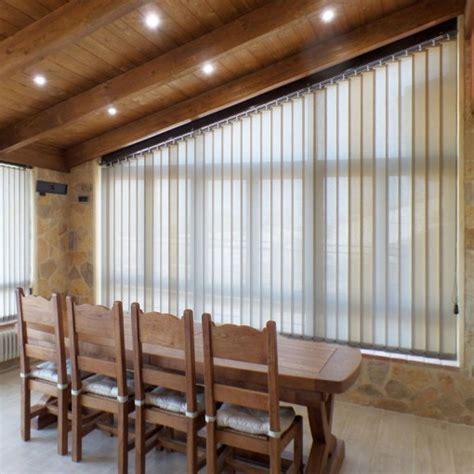 cortinas de screen cortinas verticales screen decorativas zaragoza