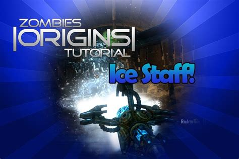 zombie origins tutorial origins how to build ice staff gameplay black ops 2