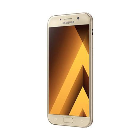 Hp Samsung A5 Gold jual samsung galaxy a5 2017 new edition sm a520 smartphone