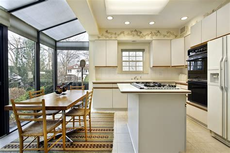 How To Add A Sunroom Kitchen With Sunroom Attached Kitchen Stratosphere