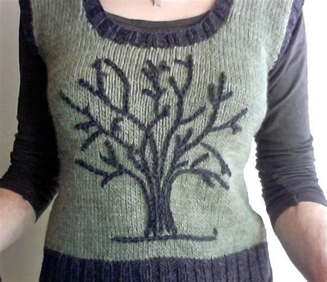 embroider knitting adding embroidery to your knitting