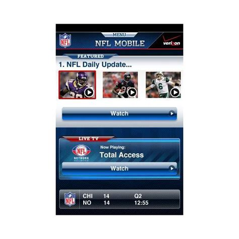 nfl mobile android best nfl apps for android phones