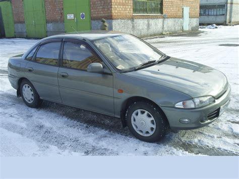 1992 Mitsubishi Mirage Pictures 1500cc Gasoline