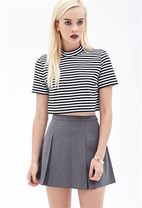 17 best ideas about pleated mini skirt on