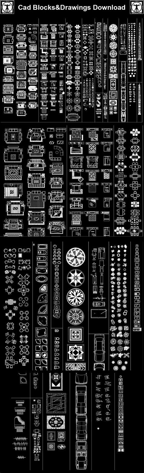 interior cad interior design cad collection cad drawings cad