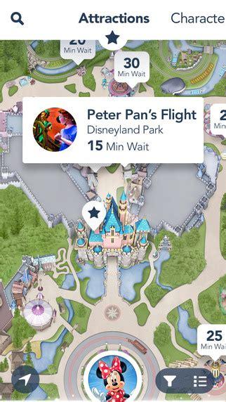 disneyland map app disneyland launches app laughingplace