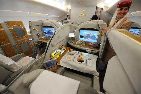 emirates upgrade to business class emirates airlines airbus a380 popsugar smart living
