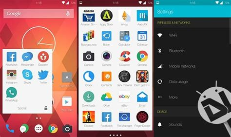 cm themes store top 3 cm 12 themes that will pimp your android device