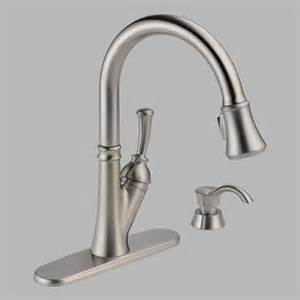 good Water Filters For Kitchen Sink #9: delta_savile_faucet.jpg