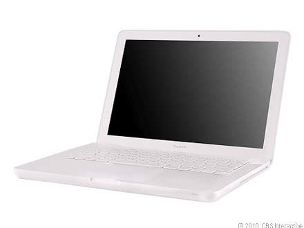 Laptop Apple Macbook White 2 1 apple s basic white macbook also getting update cnet