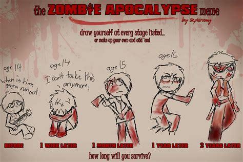 Lj Meme - zombie apcalypse meme lj by heyjay177 on deviantart