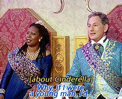 cinderella film whoopi goldberg my stuff cinderella whoopi goldberg victor garber rodger