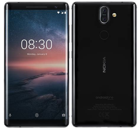 Hp Nokia Android 5 Inch nokia 8 sirocco android one smartphone with 5 5 inch hd oled display 6gb ram and dual rear