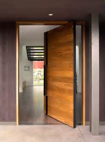 Modern Entrance Door by How Modern Front Doors Can Reveal The Character Of Your Home